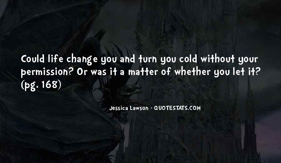 Snowfall Sad Quotes #742295