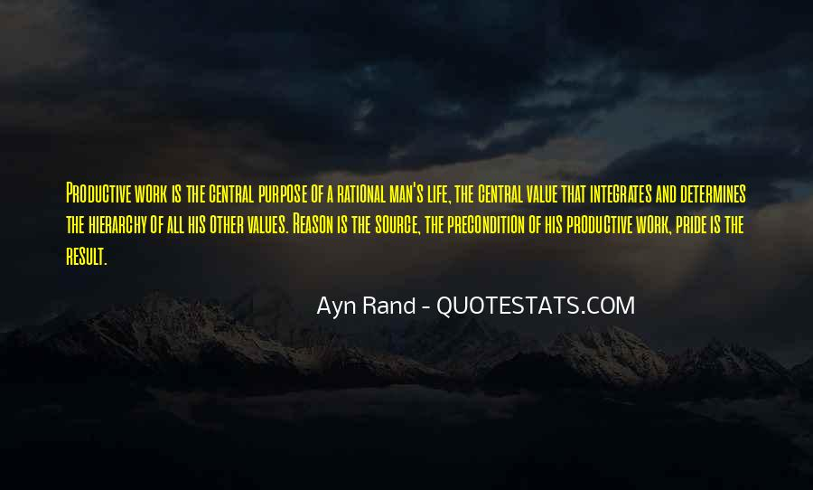 Quotes About A Life Of Purpose #220087