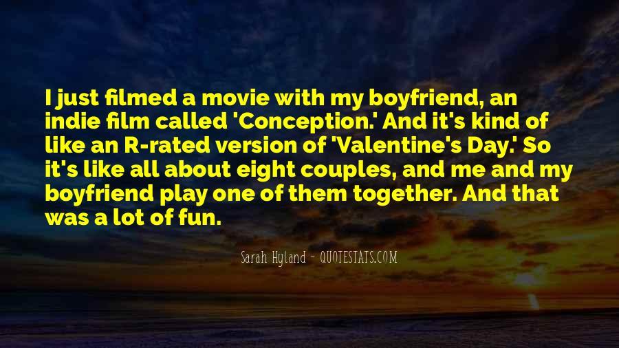 So Called Boyfriend Quotes #1007986