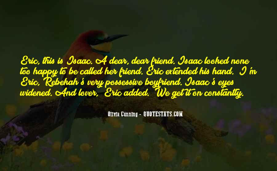 So Called Boyfriend Quotes #1231020