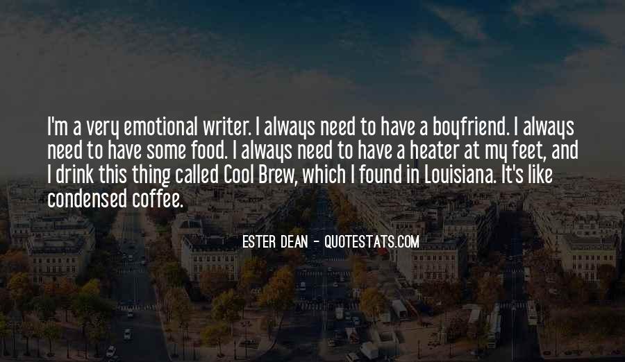So Called Boyfriend Quotes #1666739