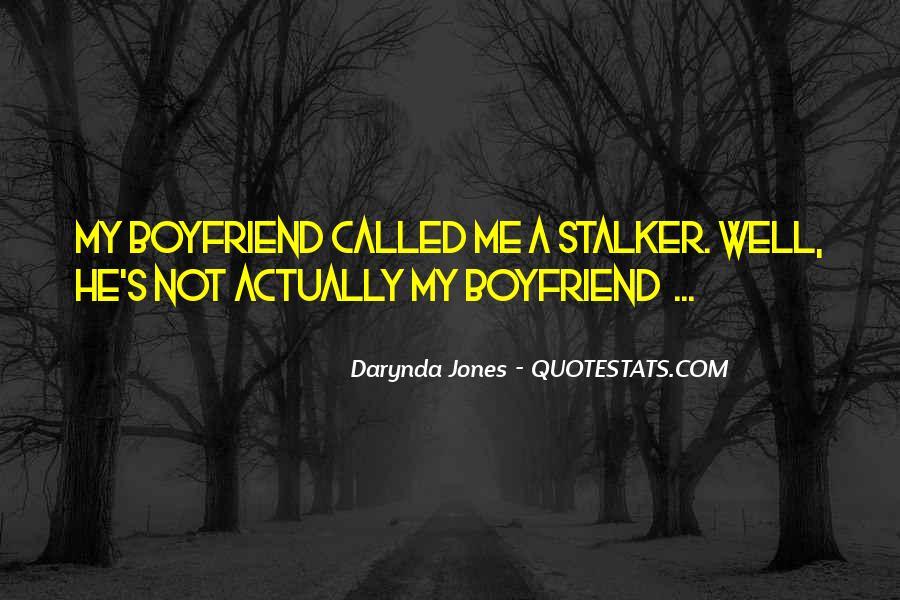 So Called Boyfriend Quotes #679358