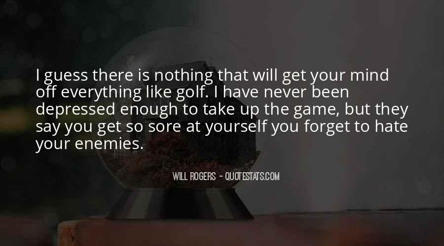 So Depressed Quotes #1158979
