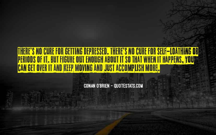 So Depressed Quotes #1214126