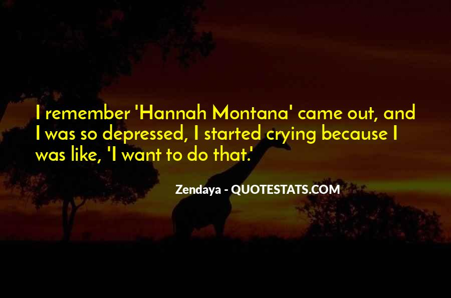 So Depressed Quotes #1224970