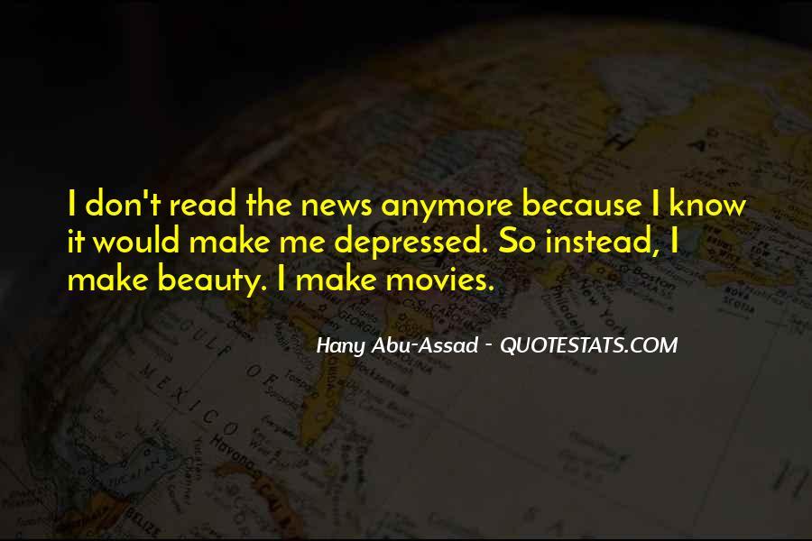 So Depressed Quotes #1266644