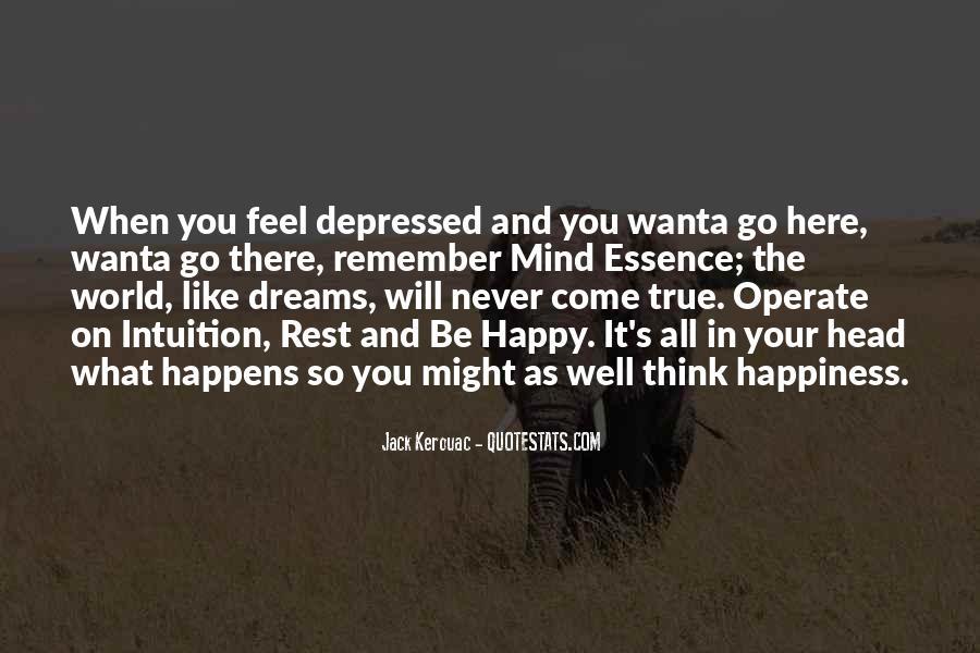 So Depressed Quotes #1271721