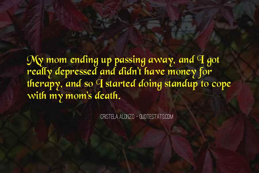So Depressed Quotes #1325976