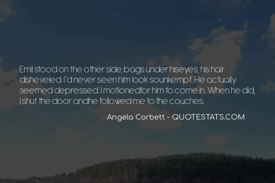 So Depressed Quotes #322863