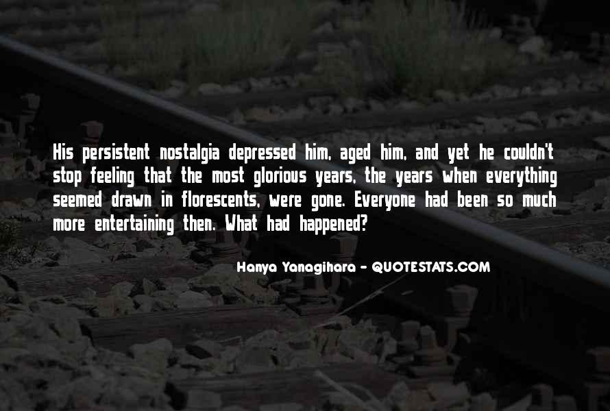 So Depressed Quotes #391077