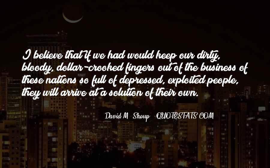 So Depressed Quotes #526367