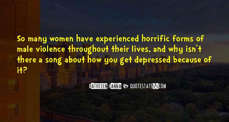 So Depressed Quotes #566372