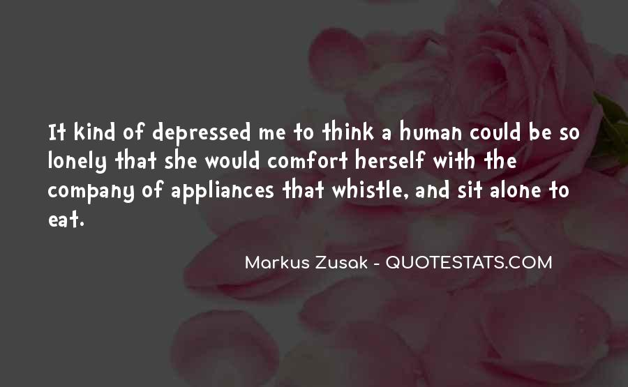 So Depressed Quotes #584429