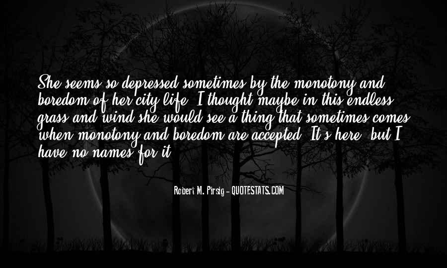 So Depressed Quotes #634975
