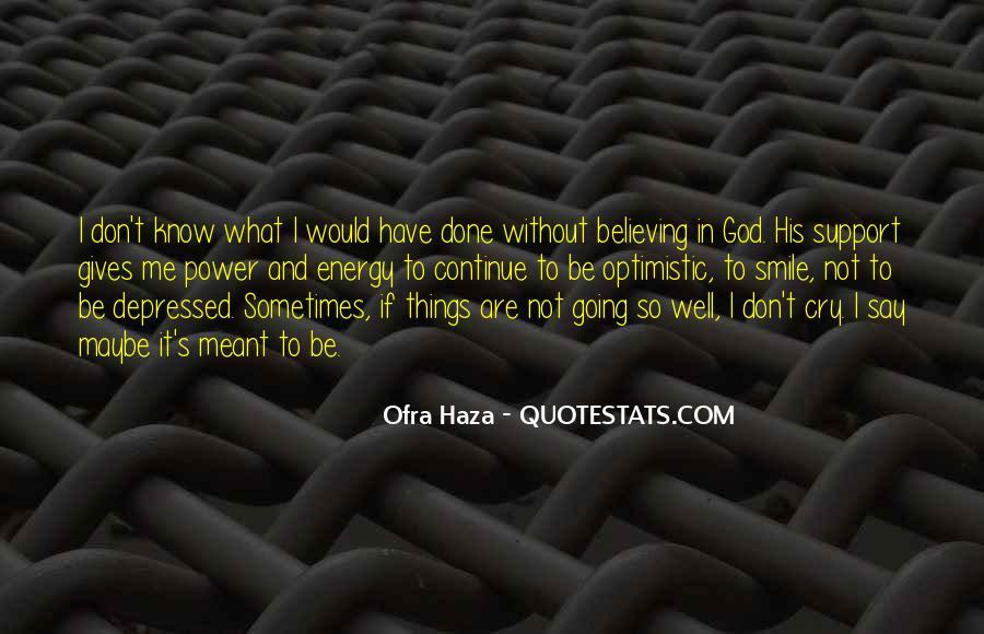 So Depressed Quotes #665936
