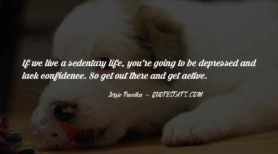 So Depressed Quotes #669867