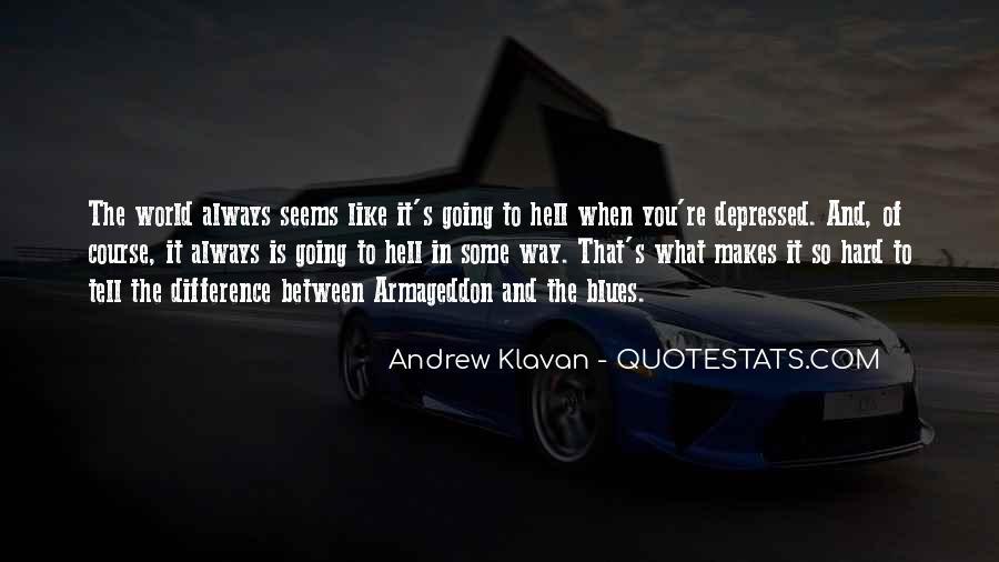 So Depressed Quotes #673341