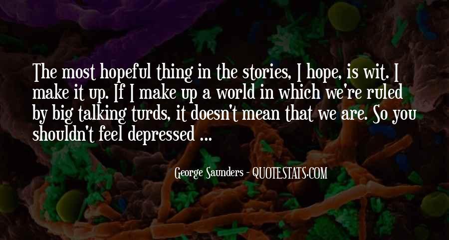 So Depressed Quotes #676471