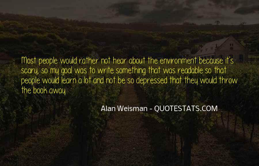 So Depressed Quotes #684536