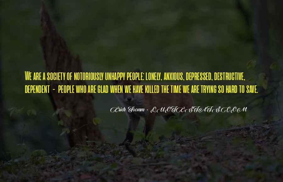 So Depressed Quotes #816352