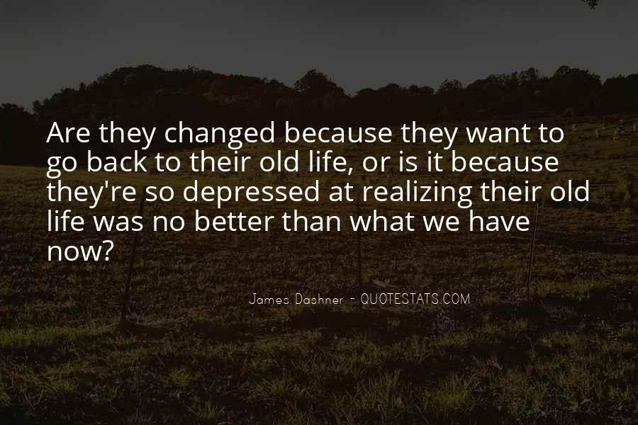 So Depressed Quotes #858507