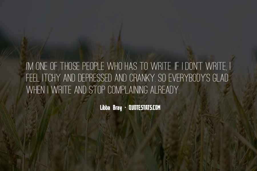 So Depressed Quotes #973461