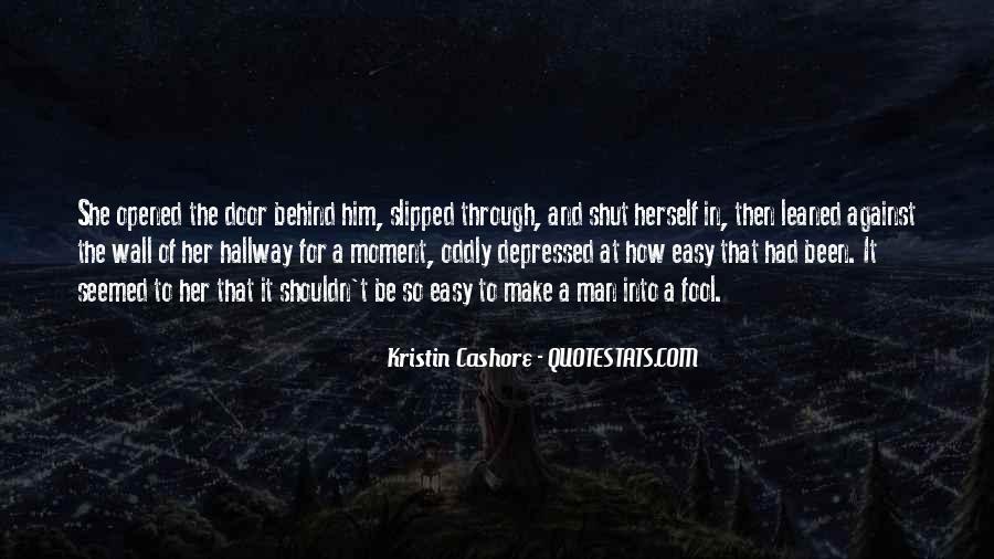 So Depressed Quotes #974337