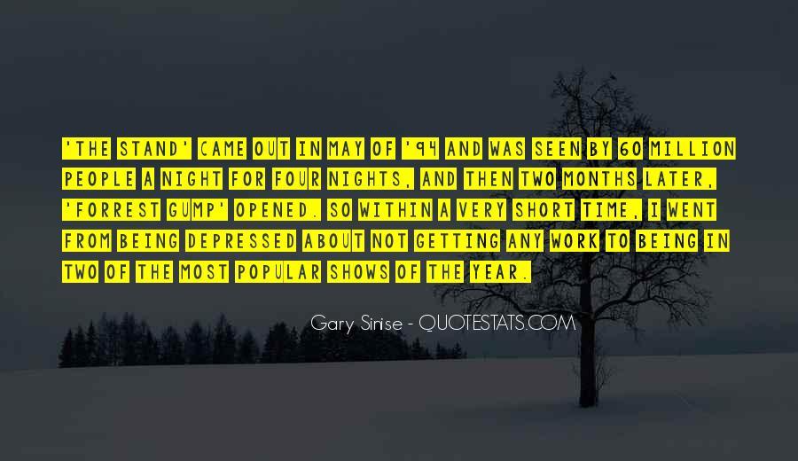 So Depressed Quotes #978812