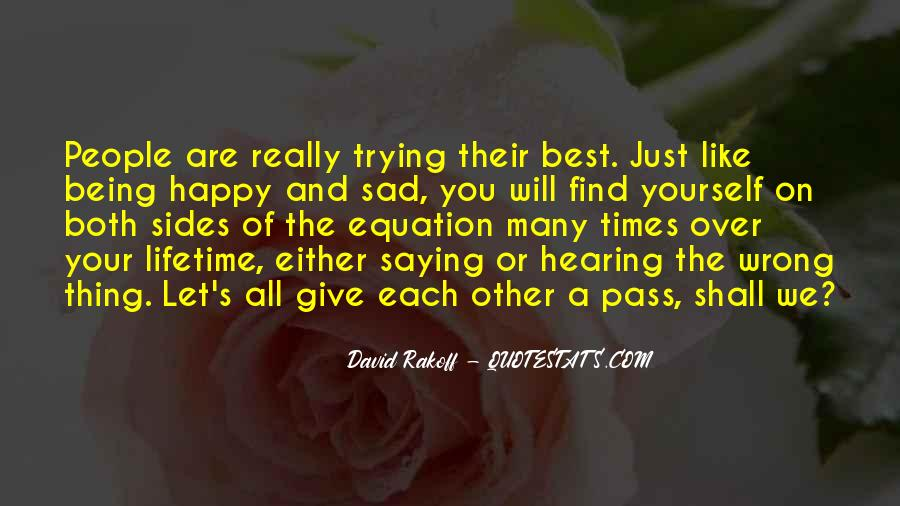 So Happy Being With You Quotes #39670