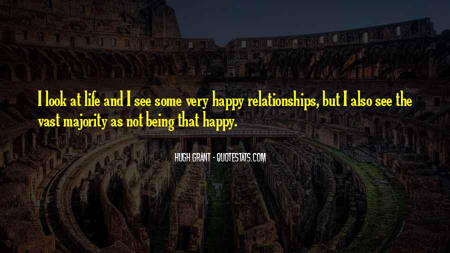 So Happy Being With You Quotes #44600