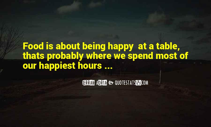 So Happy Being With You Quotes #51604