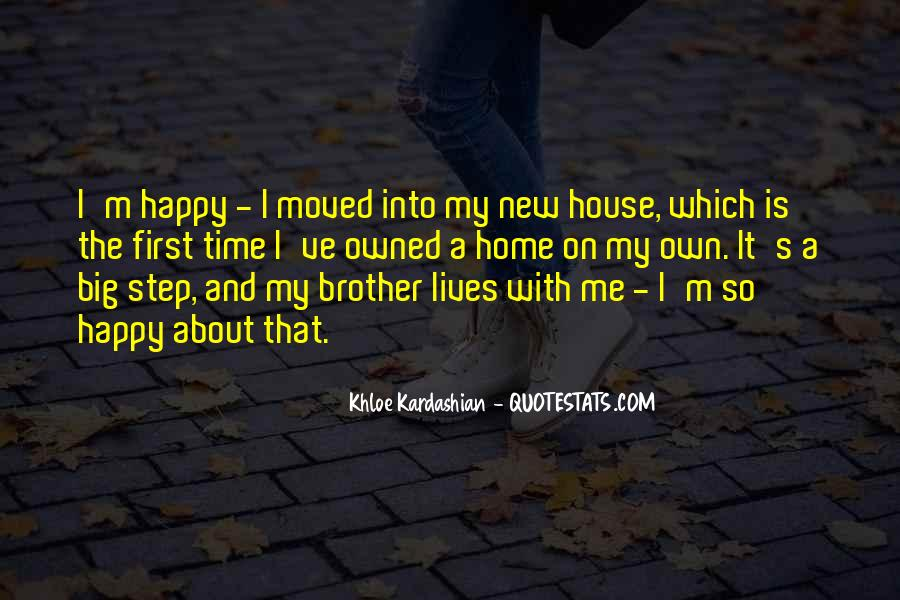So Happy I Moved On Quotes #1203390