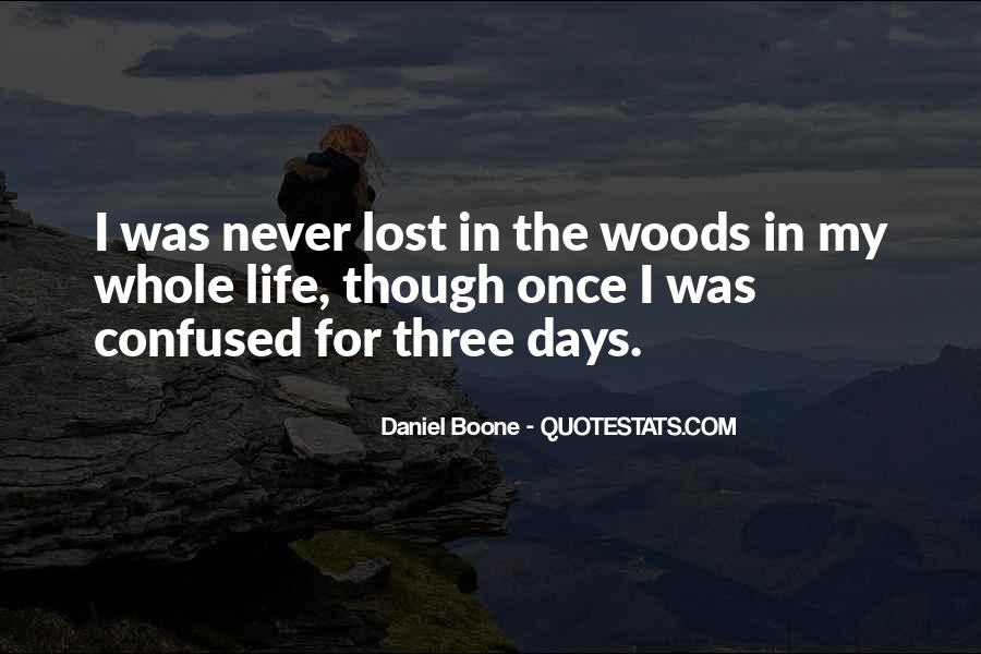 So Lost And Confused Quotes #1239254