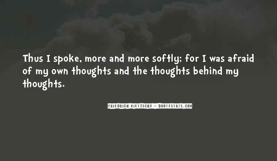 So Spoke Zarathustra Quotes #1609522