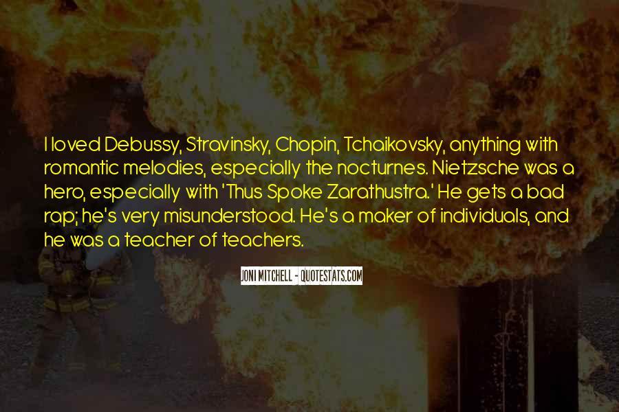So Spoke Zarathustra Quotes #64493