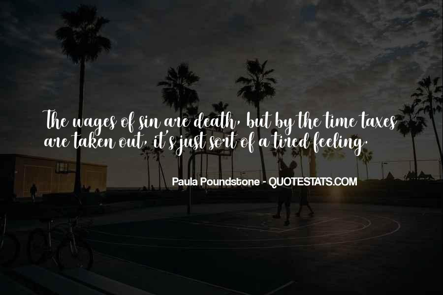 So Tired All The Time Quotes #41090
