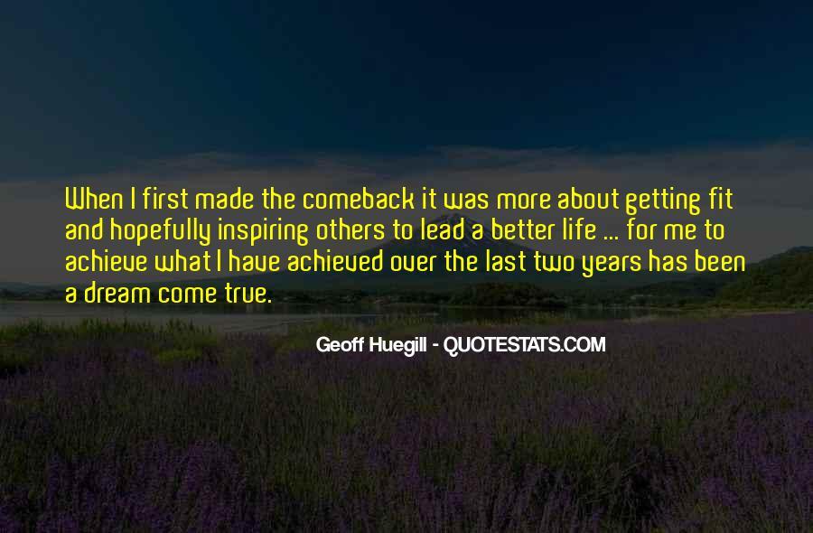 So True Inspiring Quotes #1020126