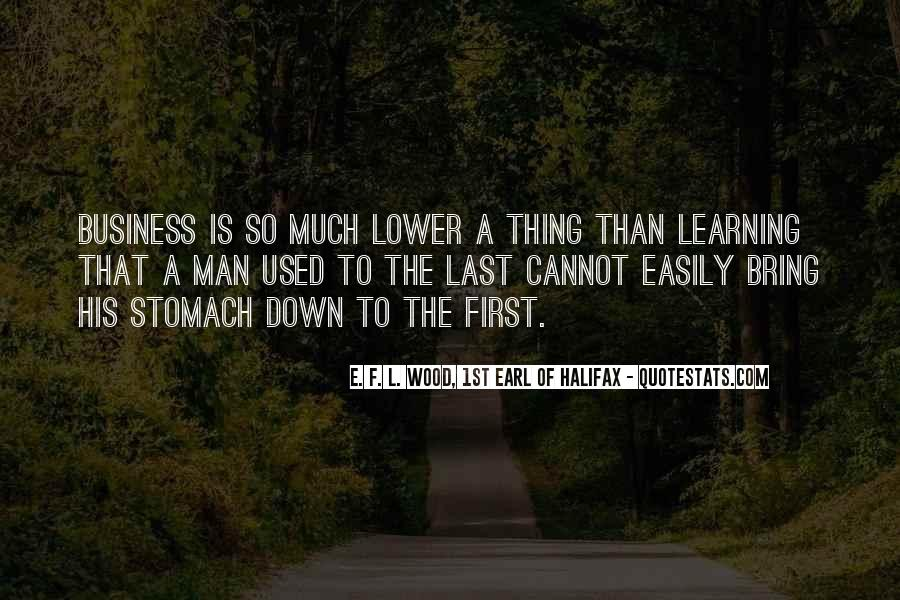 Quotes About 1st #160167