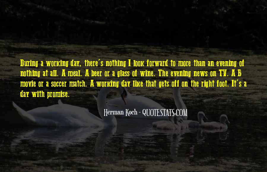 Soccer Match Day Quotes #80954