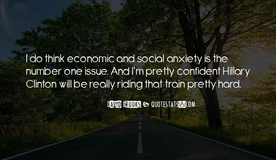 Social Anxiety Thing Quotes #604683