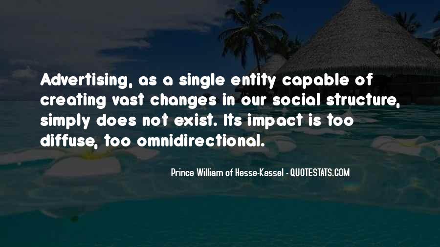 Social Impact Quotes #1021505