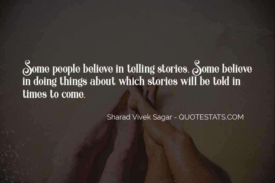 Social Impact Quotes #1097331