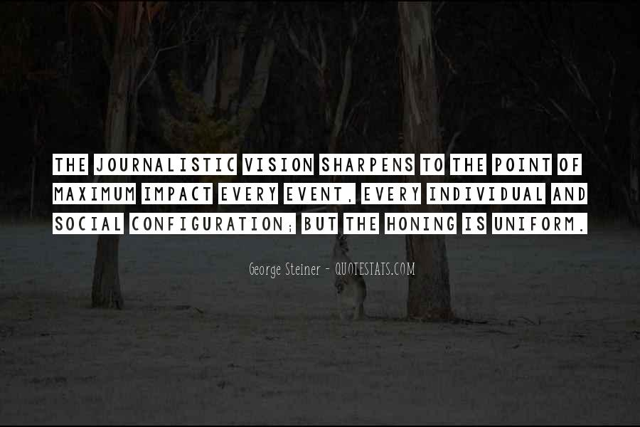 Social Impact Quotes #1117215