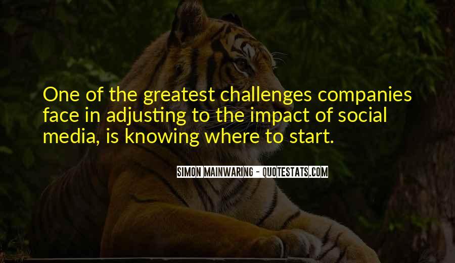Social Impact Quotes #262504
