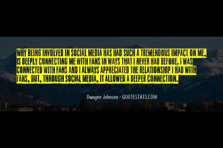 Social Impact Quotes #777950
