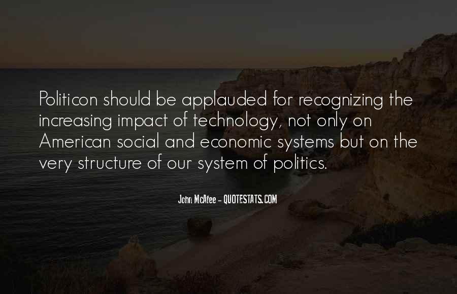 Social Impact Quotes #791195
