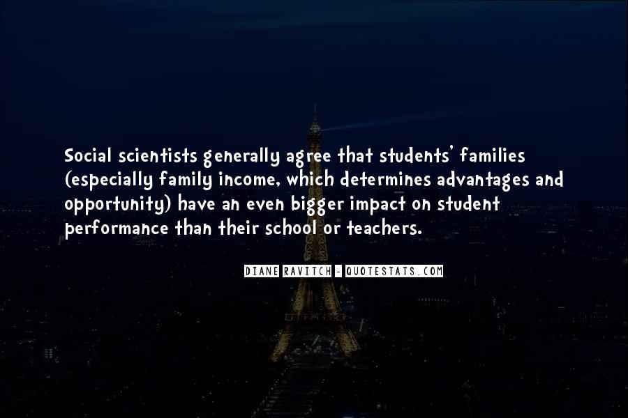 Social Impact Quotes #930423