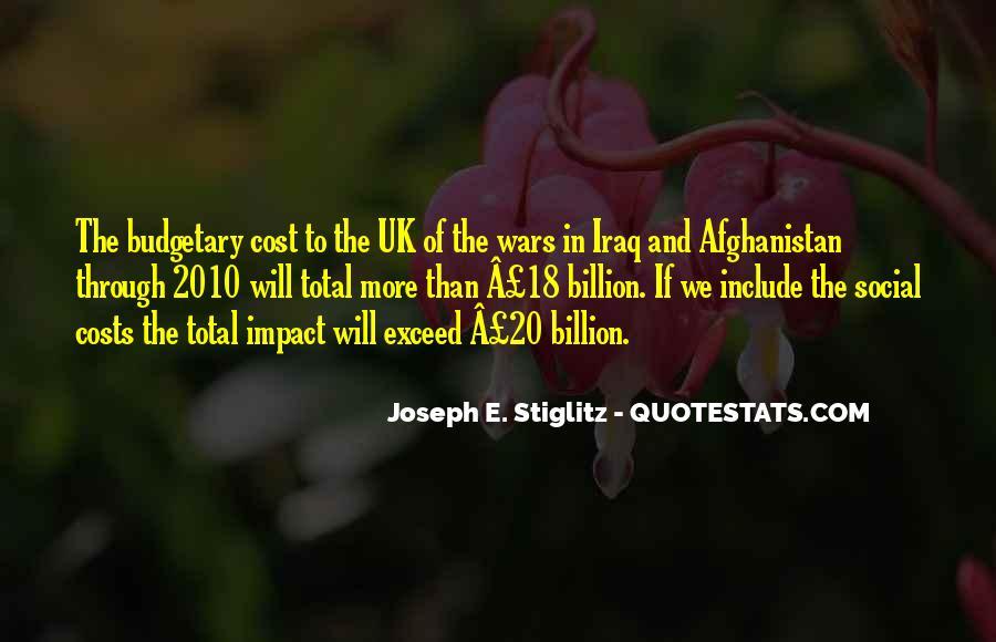 Social Impact Quotes #988346