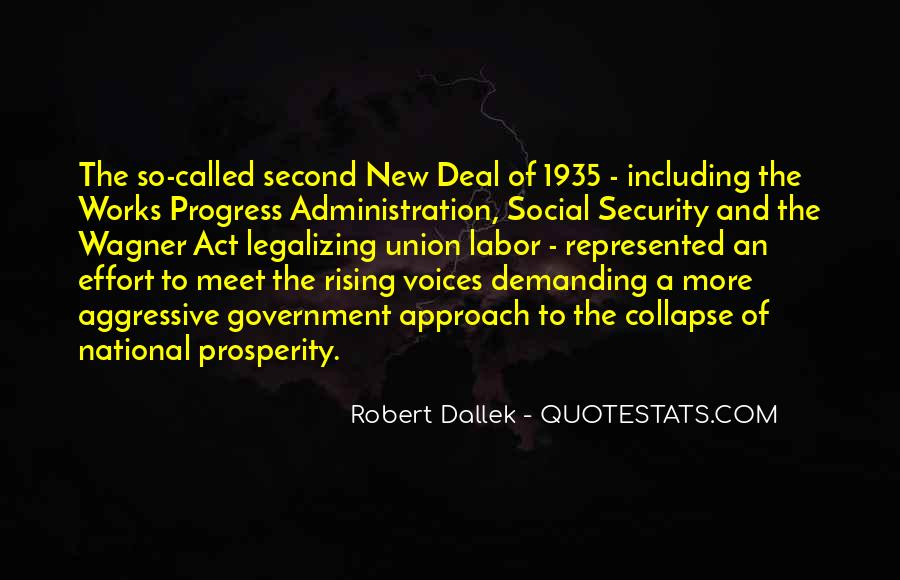 Social Security Act 1935 Quotes #1111782