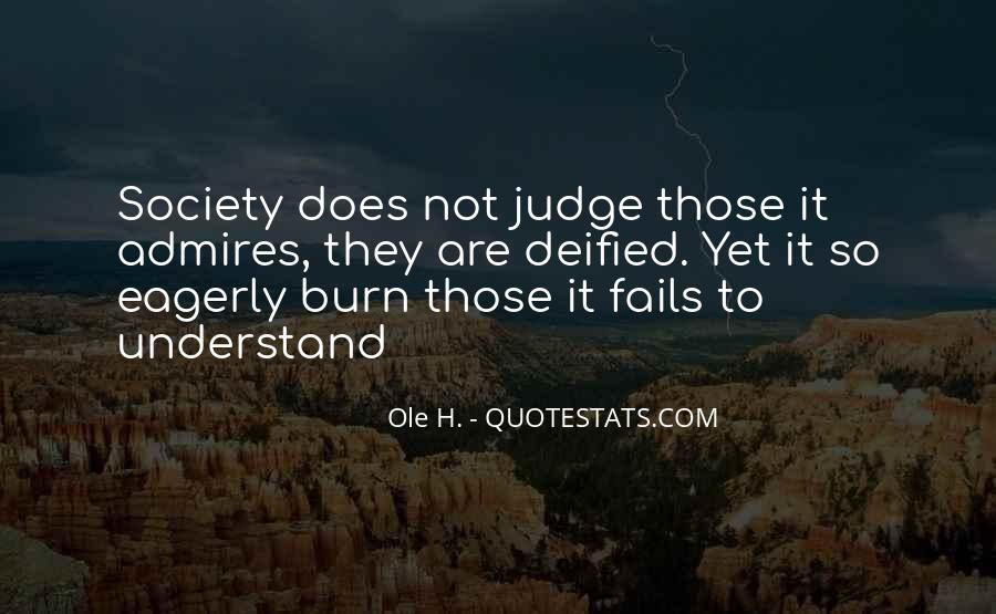 Society Fails Quotes #1065641